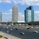 Etisalat_Tower_2,_Dubai_World_Trade_Centre,_and_Dubai_World_Trade_Centre_Residence_on_28_December_2007